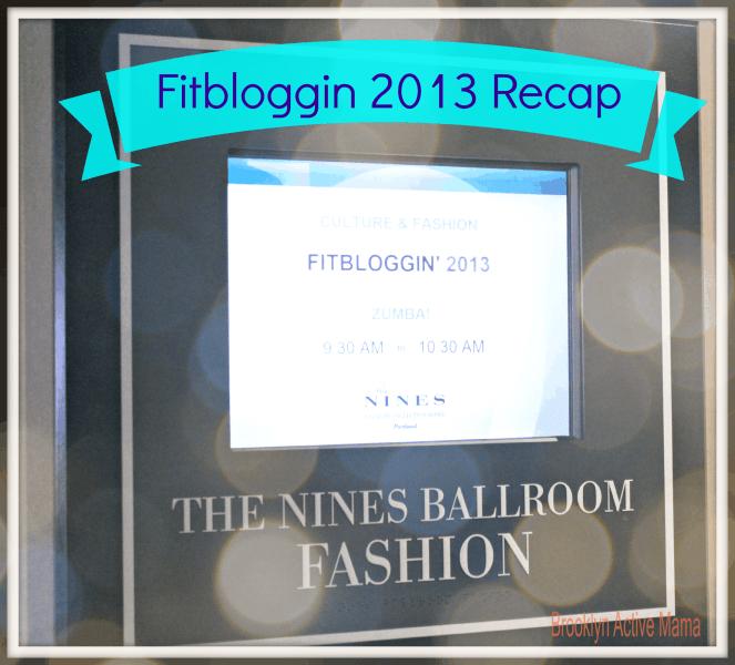 Fitbloggin 2013 – This Brooklyn Girl Loves Portland