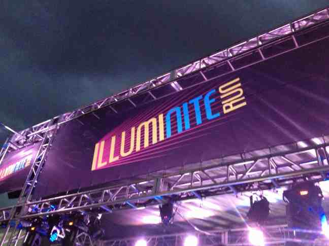 The Illuminite Run NYC