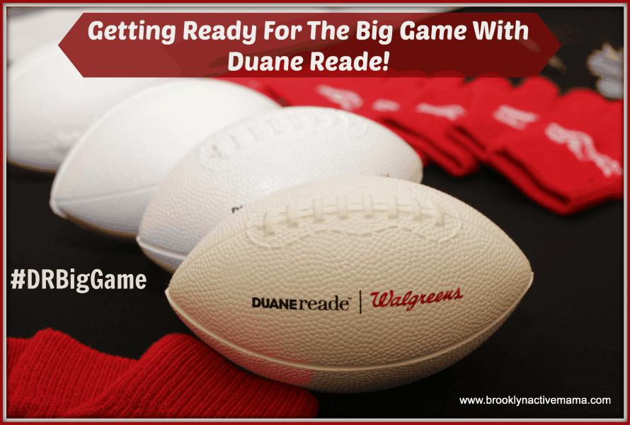 The Big Game at Duane Reade #cbias #shop