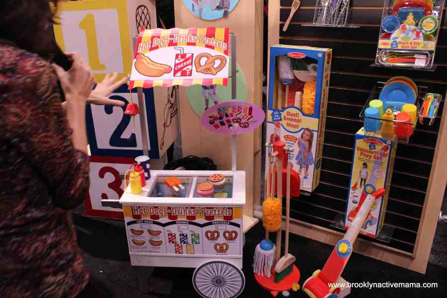 Melissa and Doug Food Cart