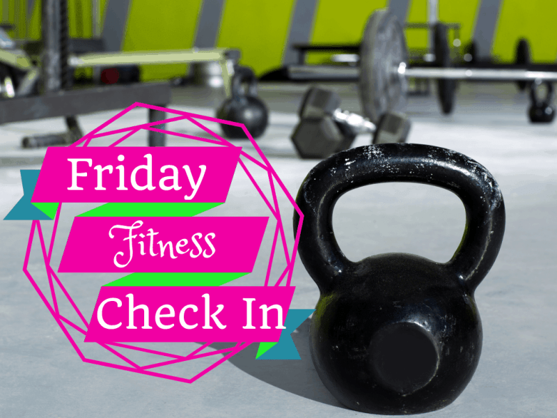 Friday Fitness Check-in: Motivation On The Rocks, Low Carb Fail + Exciting News!