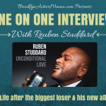 Interview With Ruben Studdard on Life After Biggest Loser & His New Album!