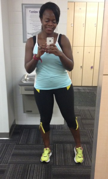 from couch potato to fitness lovah ;)
