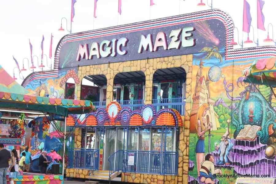 Fun at the Kings County Fair {Pics & Vlog}
