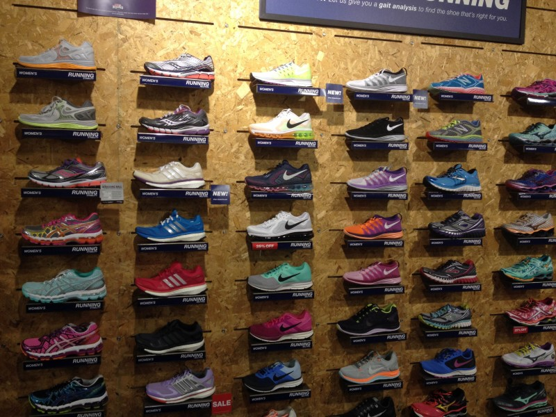 city sports 5 tips for the perfect running shoe