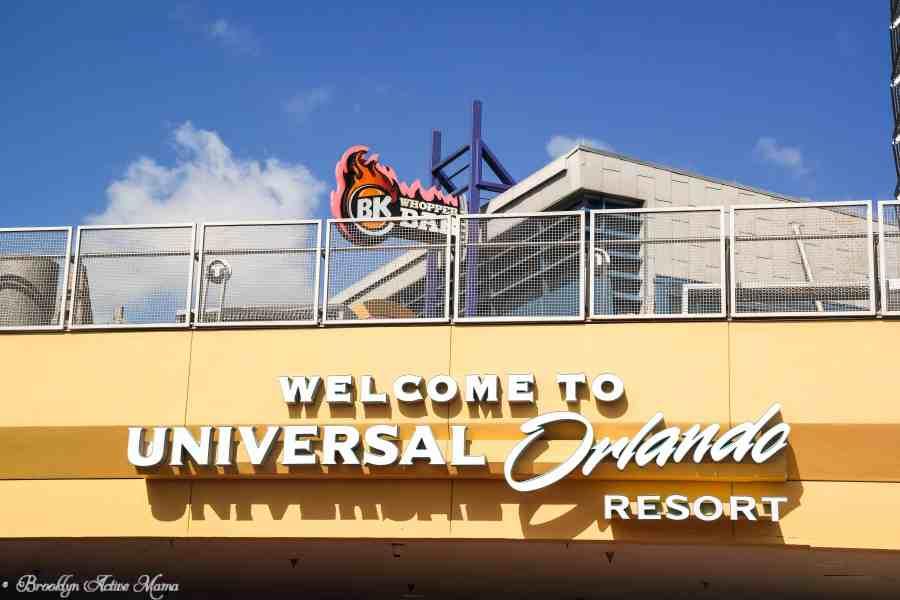 Family Forward Fun at Universal Studios Orlando