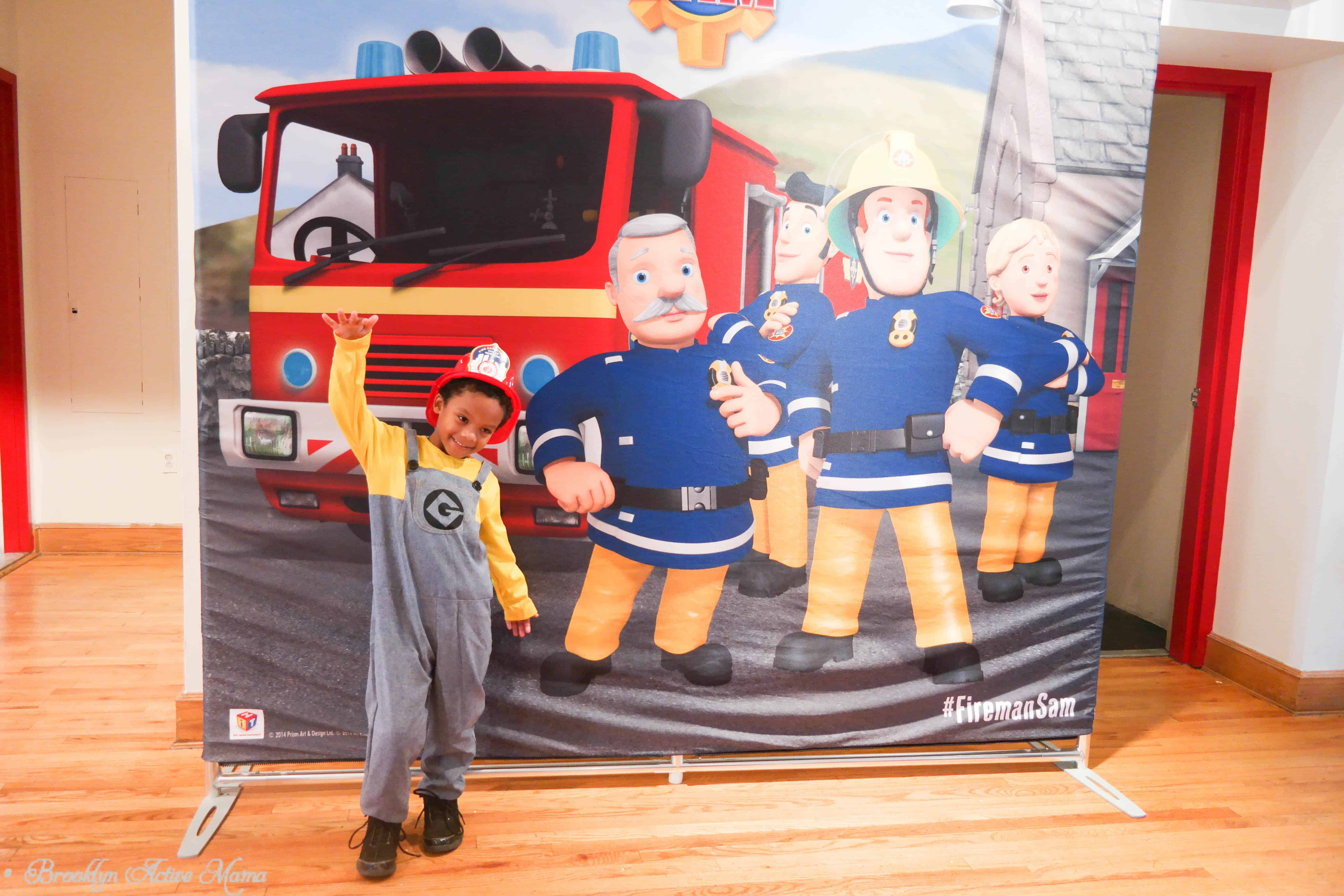 fireman sam ultimate heroes u0026 a visit to the fire museum