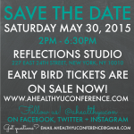 Announcing The 2015 A Healthy U Conference!