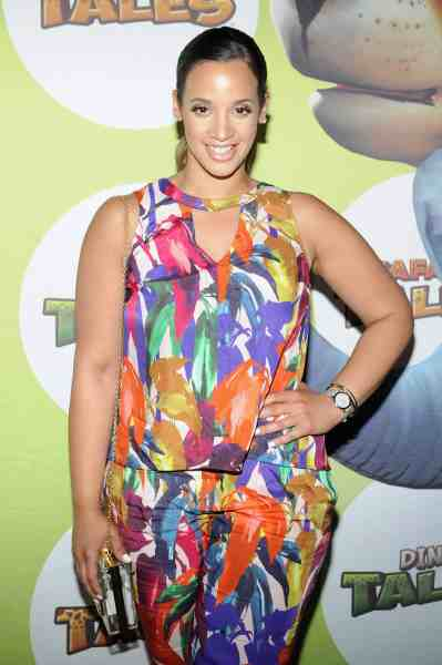 NEW YORK, NY - JULY 16:  Actress Dascha Polanco attends the launch of Dino Tales and Safari Tales at the American Museum of Natural History with Kuato Studios on July 16, 2015 in New York City.  (Photo by Brad Barket/Getty Images for Kuato Studios)