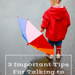 3 Important Tips For Talking to Your Kids About Strangers