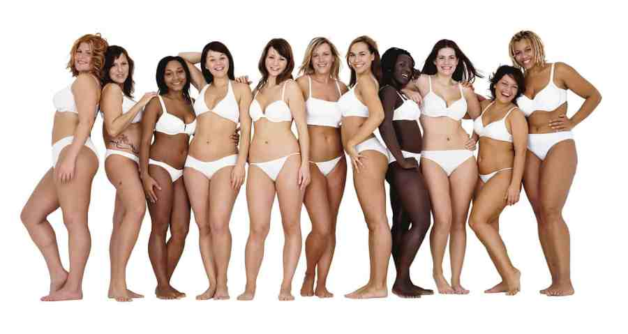 "Every Woman's Body is ""REAL"" Curvy or Not"