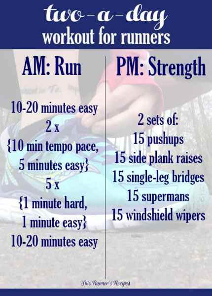 Two a Day workout TRR copy