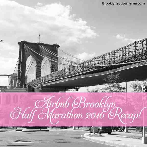 Airbnb Brooklyn Half Marathon Recap