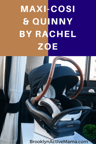 The Rachel Zoe x Quinny and Maxi-Cosi Baby Gear Collection