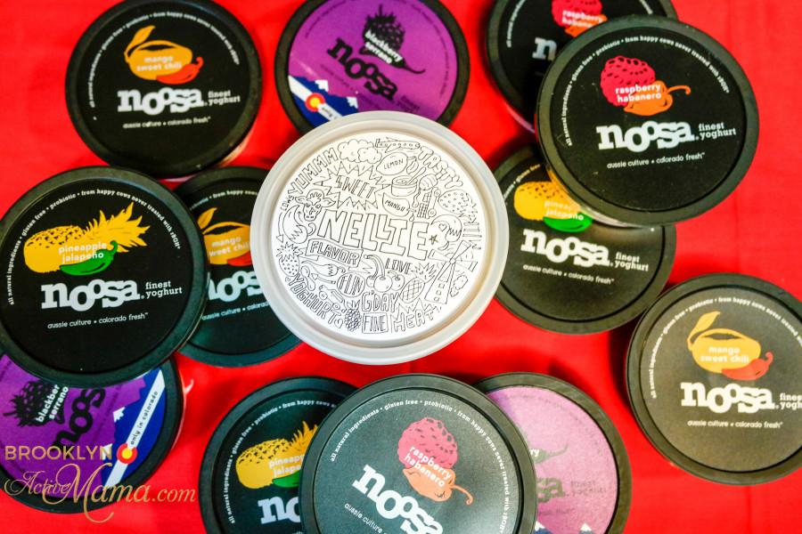 Noosa Yoghurt Sweet & Spicy New Flavors-8397