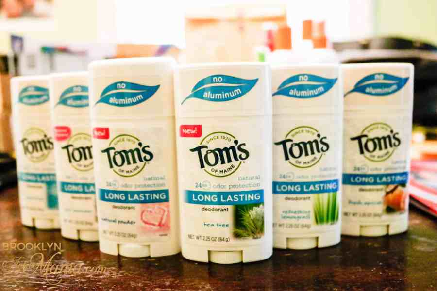Funky Or Fresh? Do Natural Deodorants Actually Work? {Giveaway}