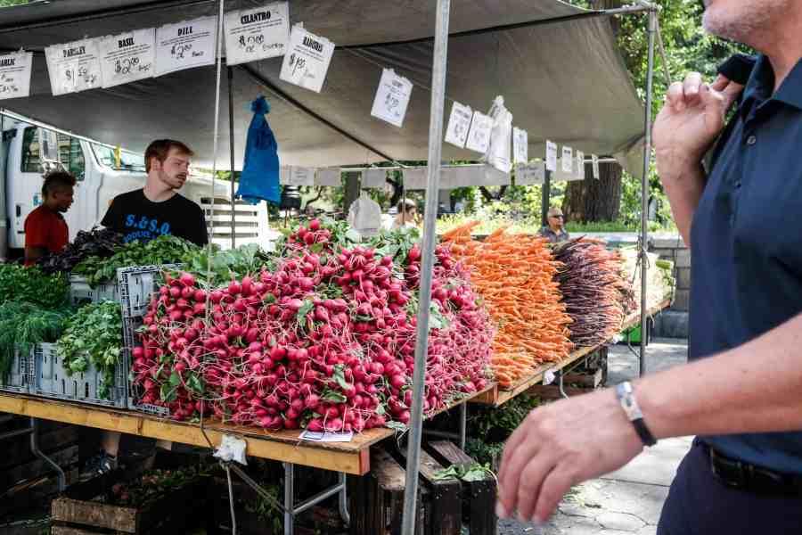 I Love NY Farmers Market Luncheon