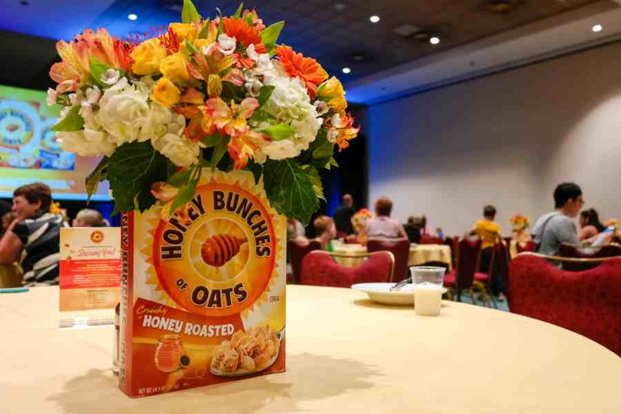 "Honey Bunches Of Oats ""This is Everything"" Breakfast Recap"