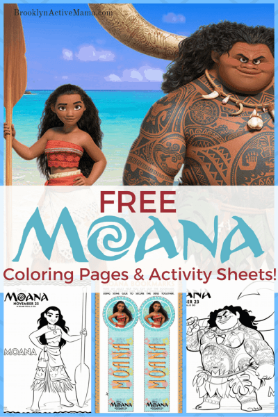 Why I Am Obsessed With Disney's Moana + Free Moana Movie Printables!