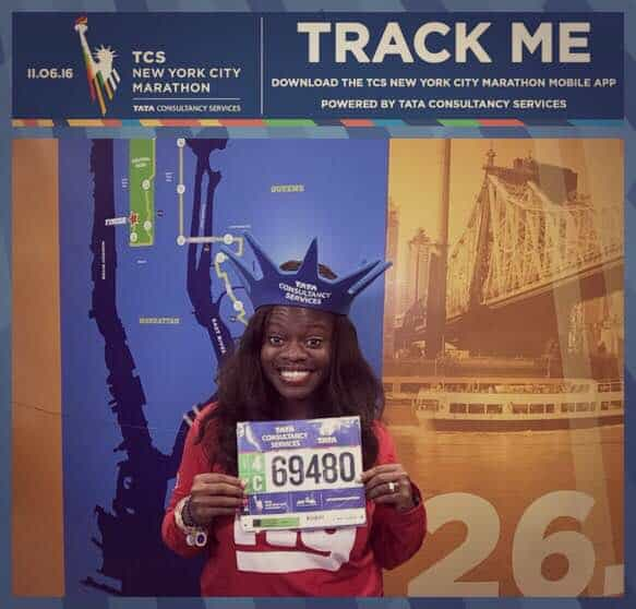 Twas The Friday Before The TCS NYC Marathon…