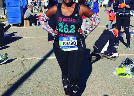 Finding The Confidence To Run…Again
