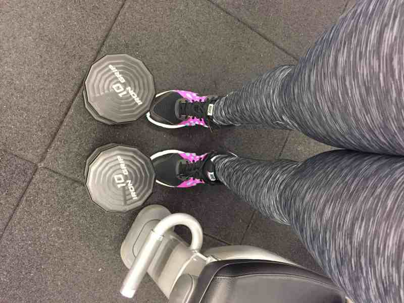 Jamie Eason Week 3 Recap: Shifting From All Cardio to All Lifting