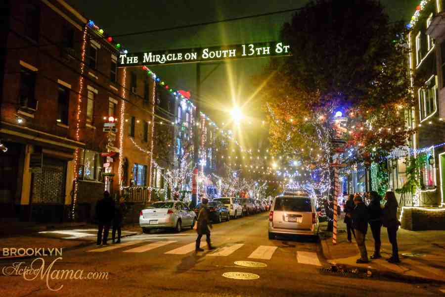 Miracle On South 13th Street: A Philadelphia Christmas Treasure