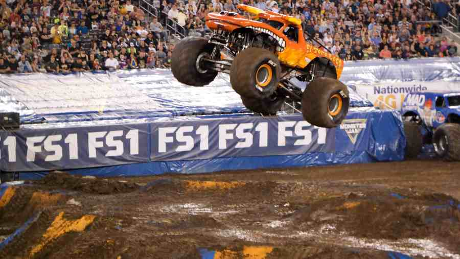 I Am Now A Believer: Why MonsterJam Is The Perfect Family Show