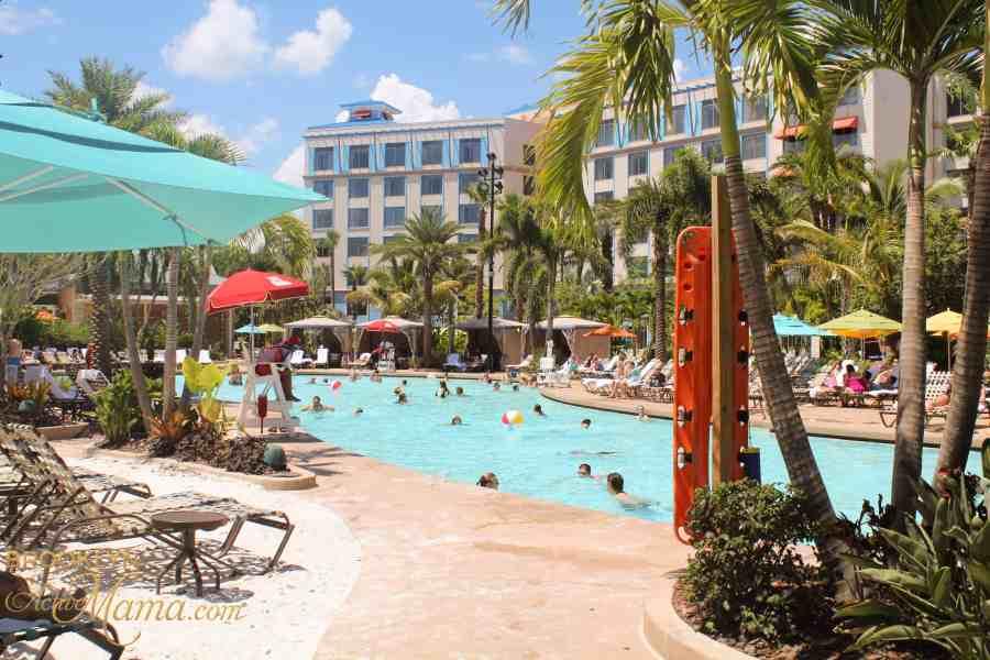 Loews Sapphire Falls Resort: The Caribbean Gem Of Universal Studios