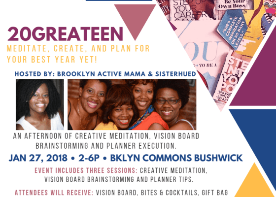 Join Me For The #20GREATEEN Event At Brooklyn Commons Bushwick!