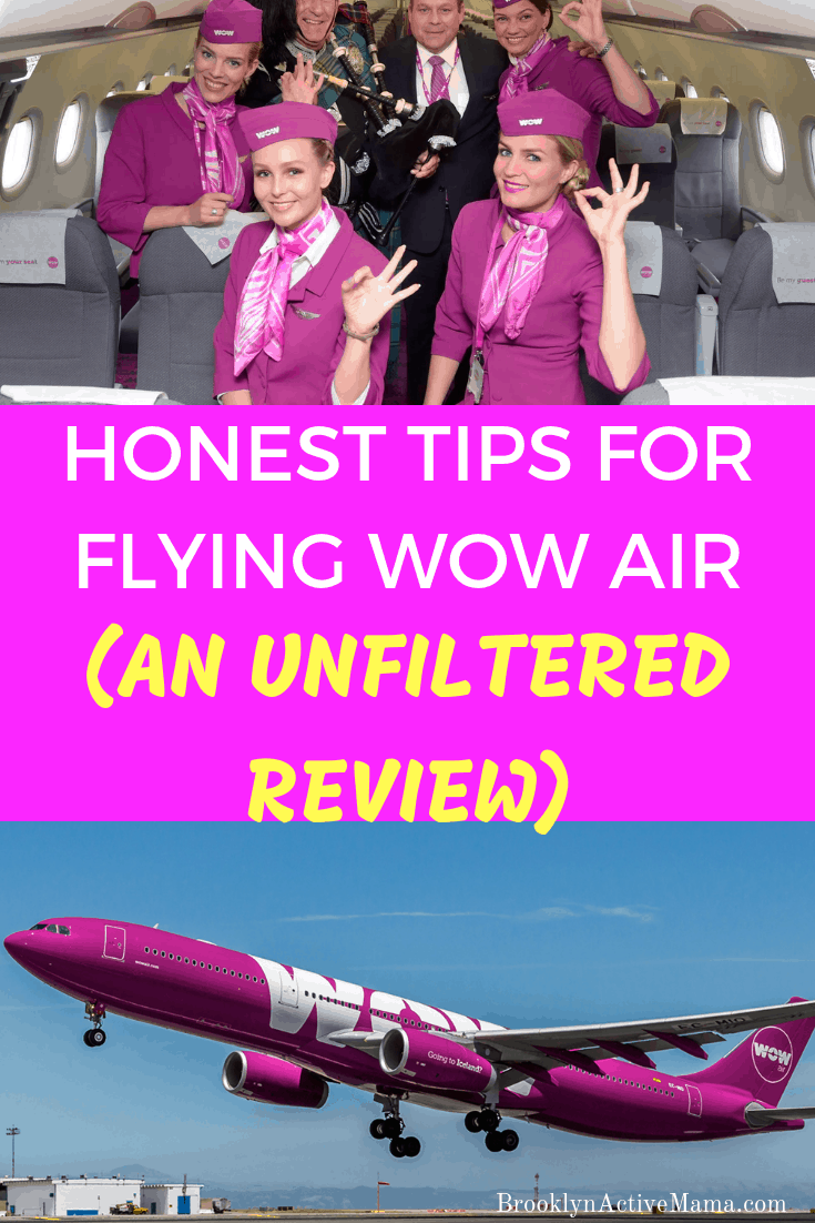 (AN UNFILTERED REVIEW) brooklynactivemama.com #travel #wowair