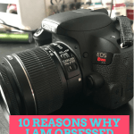 10 Reasons Why I Am Obsessed With The Canon t7i DSLR Camera