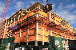 Atlantic Yards Construction 12/16/2015