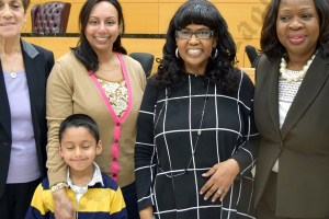Bring Your Child To Work Day at the Brooklyn Supreme Court 04/08/2015