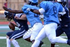 Canarsie vs. Midwood Football Game 09/19/2014