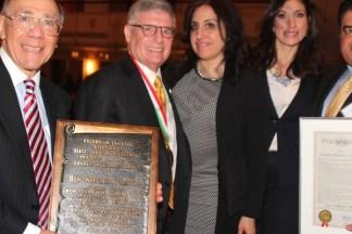 Columbian Lawyers Association: Rapallo Award 2014