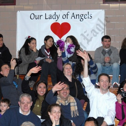 Holy Angels Olympics 2012 - Brooklyn Archive