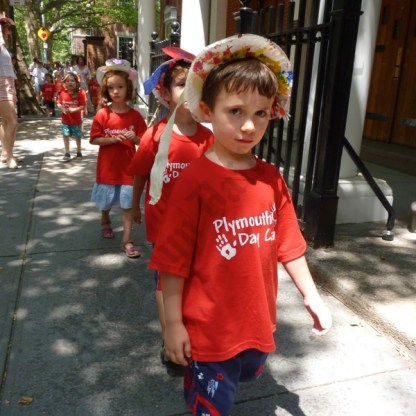 Plymouth Day Camp Crazy Hat Parade 07/03/2012 - Brooklyn Archive