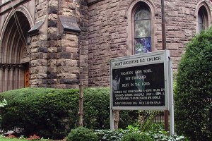 Saint Augustine RC Church at 116 6th Avenue - Brooklyn Archive