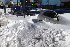 Sunday After the Blizzard 01/24/2016 - Brooklyn Archive