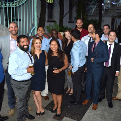 Brooklyn Bar Association Young Lawyers Event 08/24/2016 - Brooklyn Archive