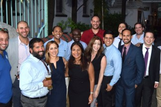 Brooklyn Bar Association Young Lawyers Event 08/24/2016