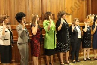 Brooklyn Women's Bar Association Installation Ceremony 2016