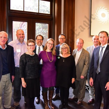 Real Estate Roundtable Luncheon at the Brooklyn Historical Society 11/01/2016 - Brooklyn Archive