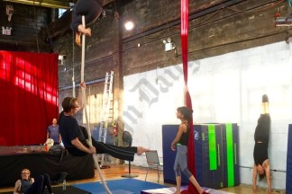 The Muse Brooklyn Circus School, July 2016 - Brooklyn Archive
