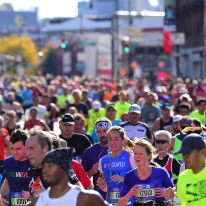 The New York Marathon 2016 - Brooklyn Archive
