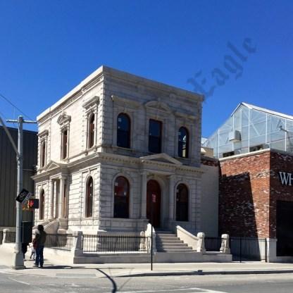 Coignet Building, April 2016 - Brooklyn Archive