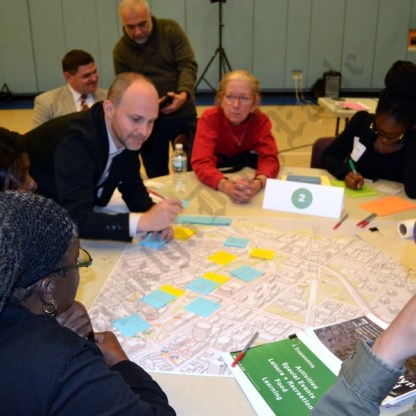 Community Board 2 Brooklyn Strand Meeting 11/20/2014 - Brooklyn Archive