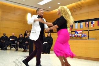 Family Court Hispanic Heritage Celebration 09/29/2016