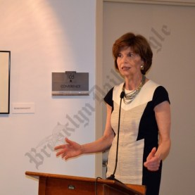 Hon. Carol Bagley Amon, chief judge for the Eastern District of New York. - Brooklyn Archive